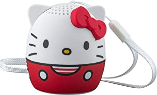 Hello Kitty Bluetooth Speaker Portable Wireless Small But Loud N Crystal Clear Mini Bluetooth Speakers for Home, Travel, Outdoor, Beach, Shower, Rechargeable, Compatible with iPhone Samsung