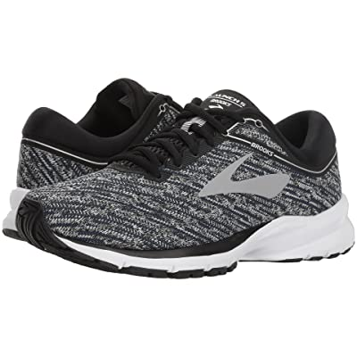 Brooks Launch 5 (Black/Ebony/Primer Grey) Women