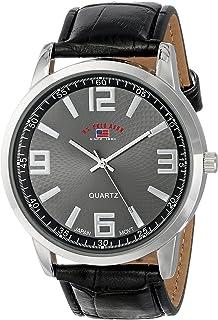 U.S. Polo Assn. US5165 - Orologio da polso da uomo, colore: Nero