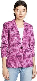 Women's Tie Dye Khloe Blazer