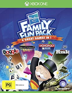 Hashbro Family Fun Pack - Xbox One