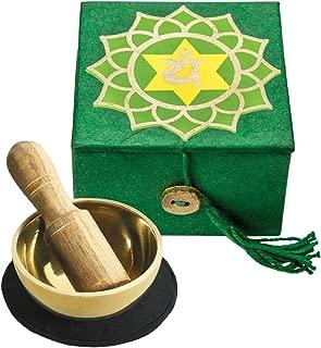 Mini Bowl Box Heart Chakra Handmade Certified Fair Trade