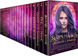 Seven Magics Academy Omnibus: 21 Full-Length Books | Modern-Day Fairy Tales Reimagined with Werewolves, Demons, Vampires, ...