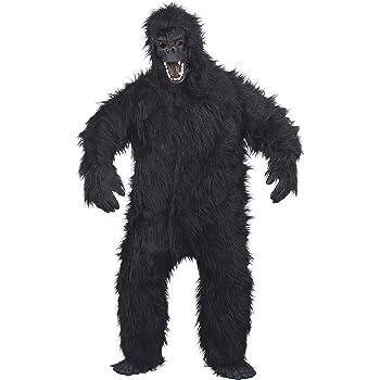 Smiffys-23907 Miffy Disfraz de Gorila, con Body, máscara, Manos y ...