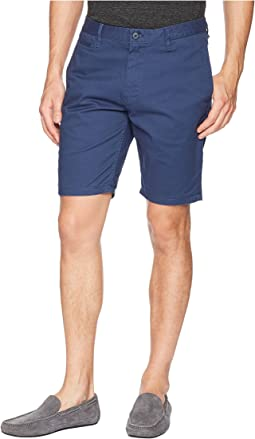 Chino Shorts in Stretch Twill Quality