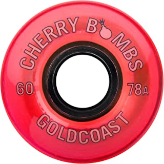 GOLDCOAST CRUISER SKATEBOARD WHEELS - THE CHERRY BOMBS