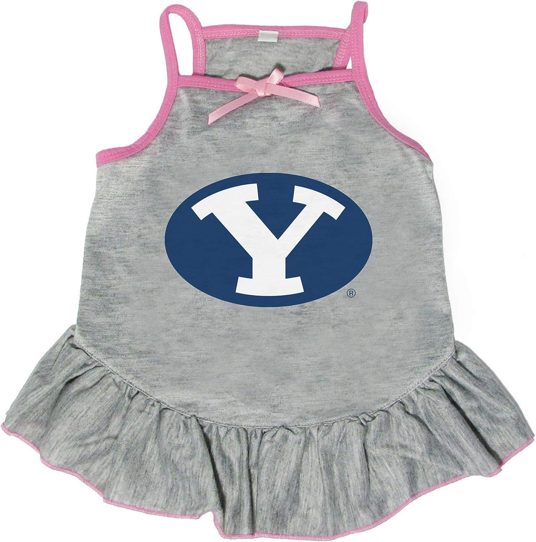 cheap Littlearth NCAA BYU Cougars Small Dress Louisville-Jefferson County Mall Pet
