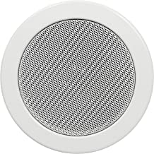 Hollywood DL-13 - Altavoz empotrable (diámetro de 136 mm, 60 W), Color Blanco