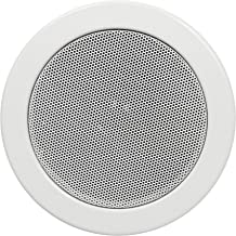 Altavoz incorporado Hollywood DL 13, diámetro 136 mm, 60 W, color blanco