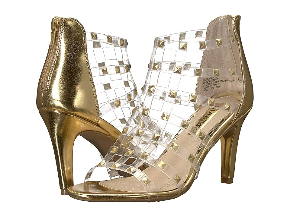 Rialto Renae (Gold/Metallic/Smooth) Women