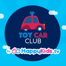 Toy Car Club by HappyKids.tv