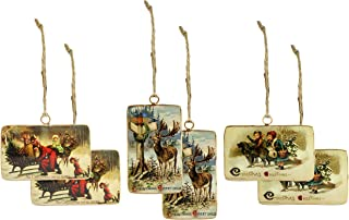 images of vintage christmas ornaments