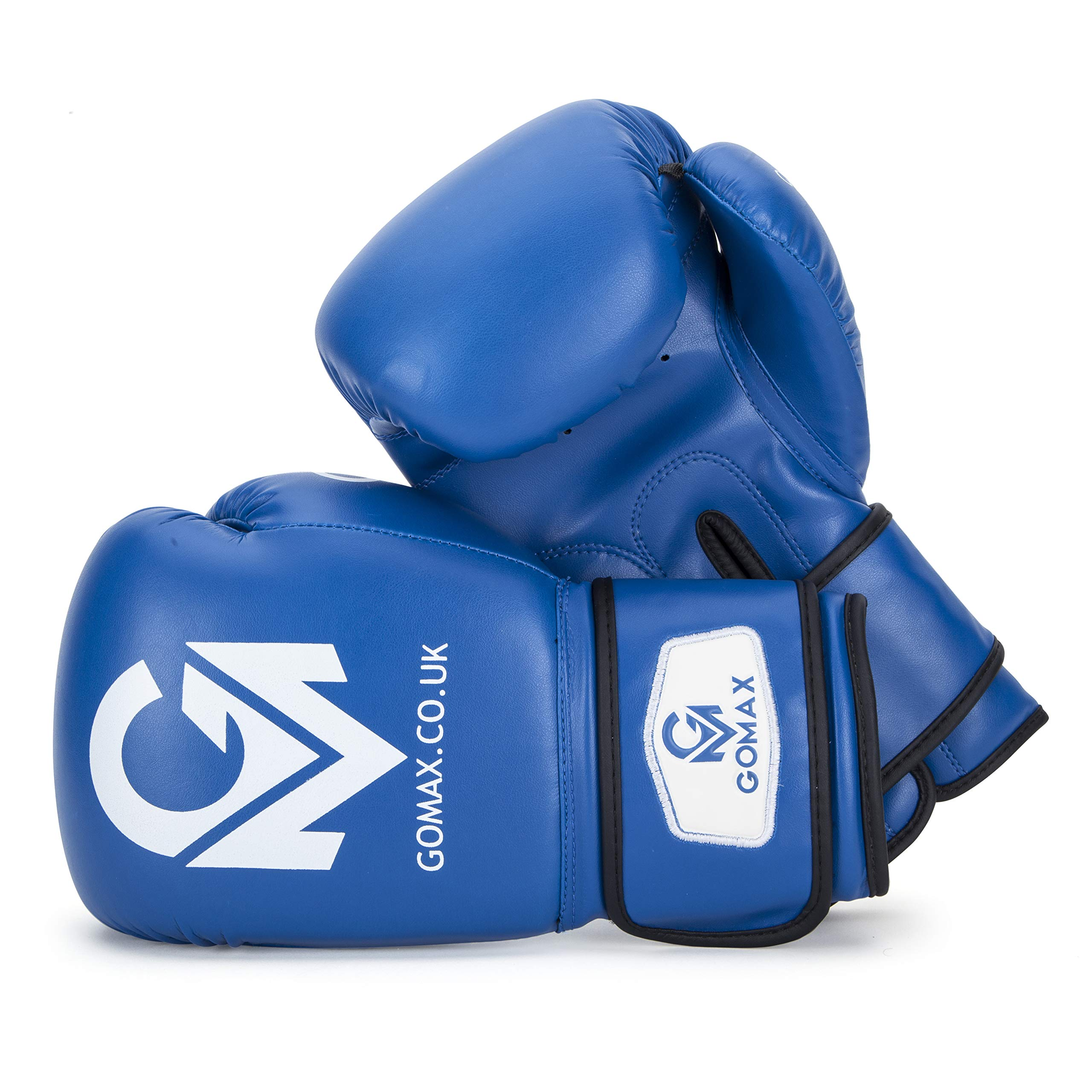 12 GoMax Leather Boxing Gloves 6 8 10 16 oz Boxing Gloves for Training Punching Sparring Punching Bag Boxing Bag Gloves Punch Bag Mitts Muay Thai Kickboxing MMA Martial Arts Workout Gloves 14