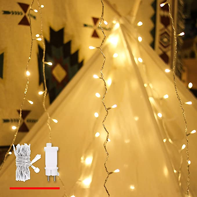 861 opinioni per Catena Luminosa, di myCozyLite®, Bianco Caldo, 15M, Luci Stringa Decorative con