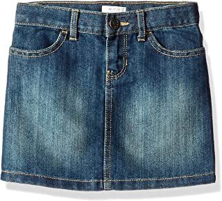 The Children's Place Big Girls' Denim Skirt