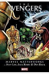 Avengers Masterworks Vol. 1 (Avengers (1963-1996)) Kindle Edition