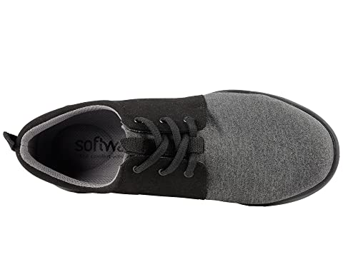 SoftWalk Relax Black/Grey Lycra/Microfiber Manchester Cheap Price Cheap Sale Low Price Low Price For Sale Free Shipping High Quality 9zM6H
