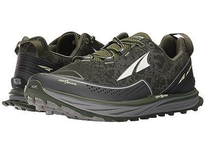 Altra Footwear Timp Trail (Chive) Men