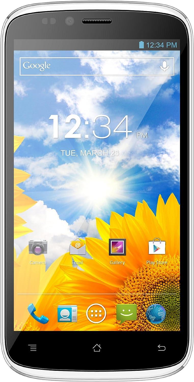 BLU Studio 5.3 S Excellence Unlocked Dual with Quad-Core P Sim New sales Phone 1.2GHz
