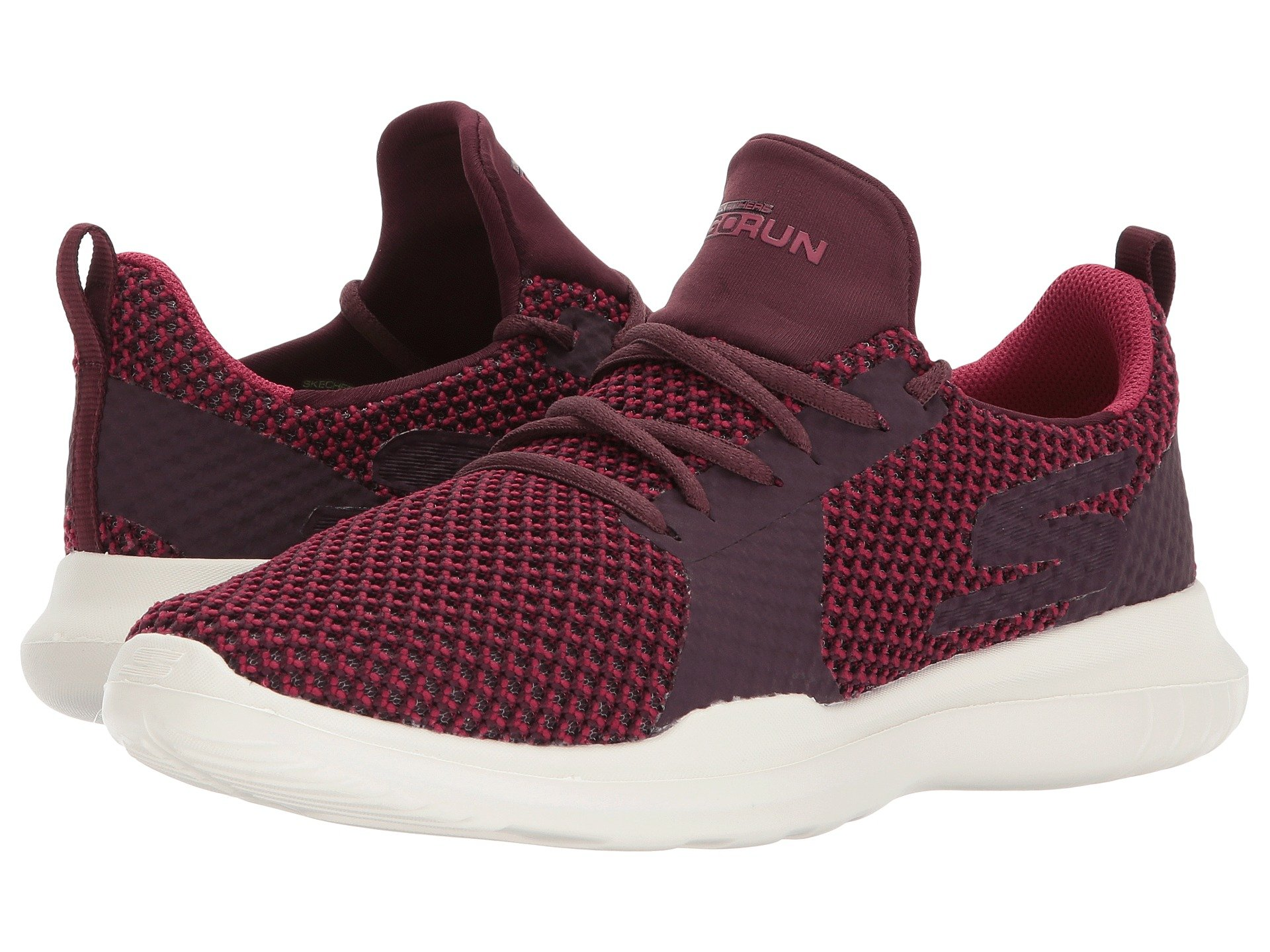 SKECHERS Shoes Burgundy Women