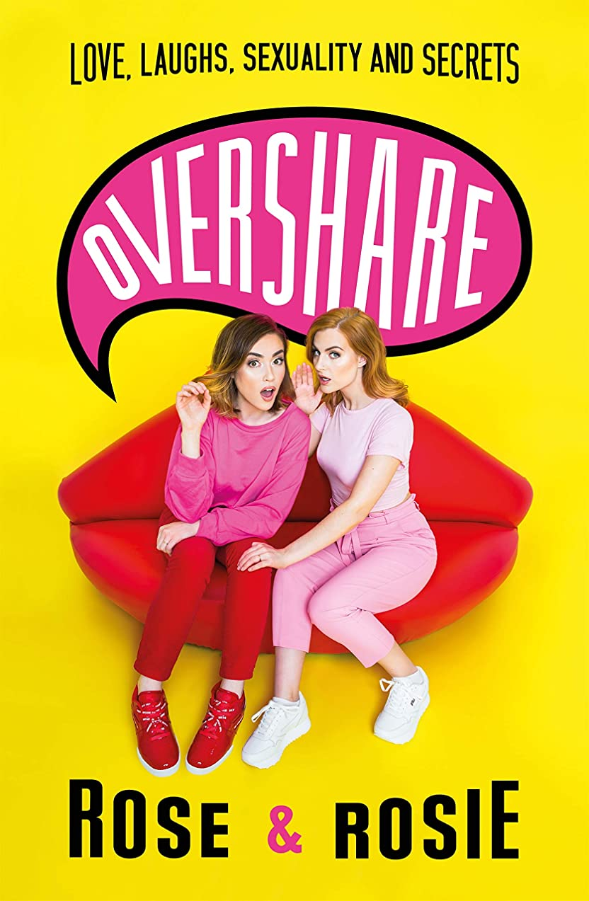 船形浸透する肉屋Overshare: Love, Laughs, Sexuality and Secrets (English Edition)