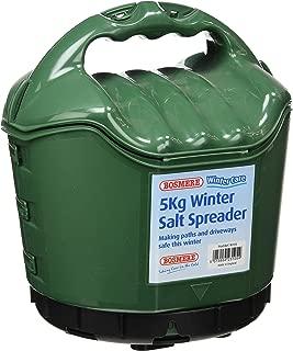 Best bosmere winter salt spreader Reviews