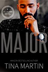 Major (A St. Claire Novel Book 7) Kindle Edition