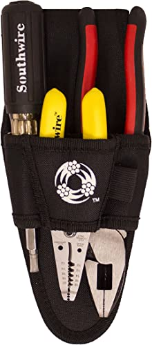 high quality Southwire Tools & Equipment sale EKIT-4 Electrician's Tool Kit Holster 2021 Pouch, 4-Piece online