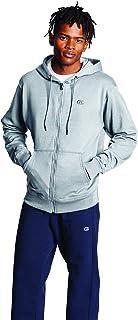 Champion Men's Powerblend Full-Zip Hoodie