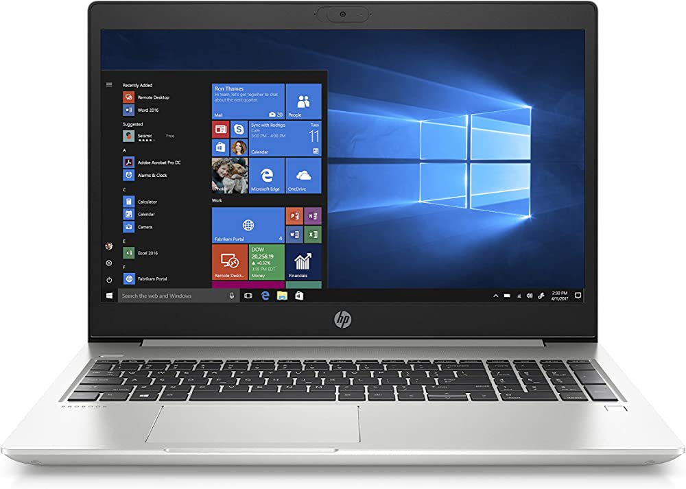 Hp - pc probook 450 g7 notebook, intel core i5 ram 8 gb, ssd 256 gb