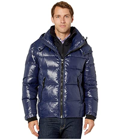 S13 Downhill Puffer Jacket (Marine) Men