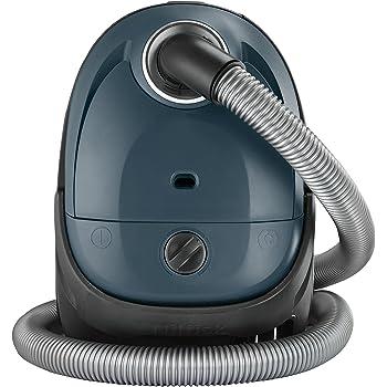 Nilfisk 128350593 Aspirador trineo, 220-240V, con bolsa, 750 W, 2.1 litros, 77 Decibelios, Azul oscuro: Amazon.es: Hogar
