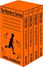 The Mystery Series Collection (Short Stories 9-12)