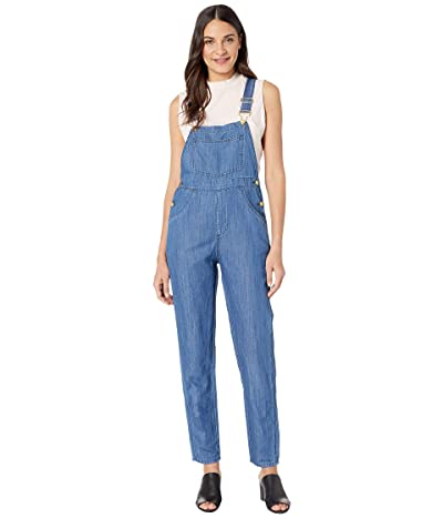 We Wore What Basic Overalls (Medium Wash) Women