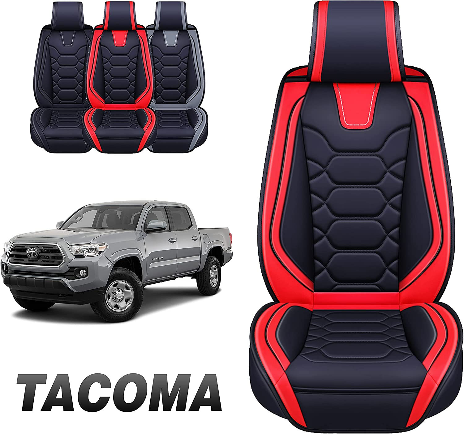 Oasis Auto Tailor Selling and selling Cheap Fit Seat 2005-2022 Covers Compatible with Taco