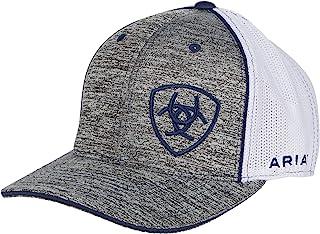قبعة ARIAT مطرزة درع Flexfit