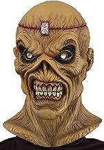 metal head mask