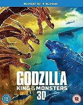 Godzilla: King of the Monsters [3D Blu-ray + Blu-ray]