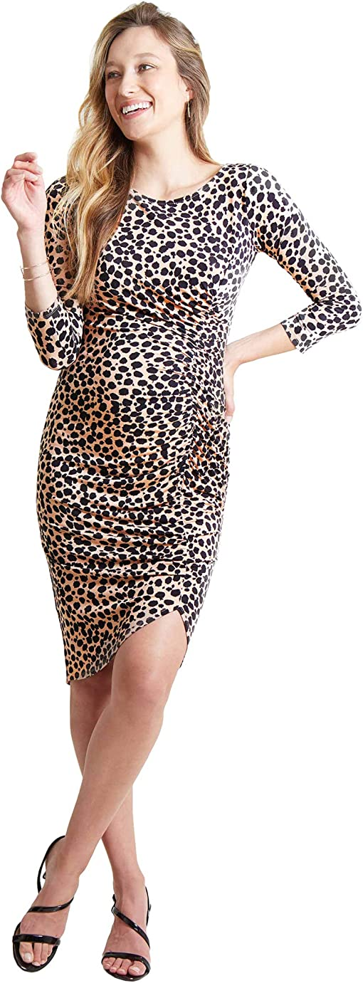 Taupe Leopard Print