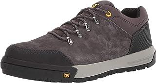 حذاء صناعي مع منطقة تغطية فولاذية لحماية أطراف الأصابع من كاتربيلار