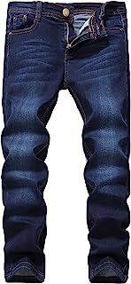 FREDD MARSHALL Boy's Skinny Fit Stretch Fashion Jeans Pants