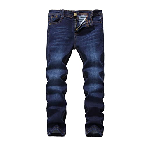 5c9be625 FREDD MARSHALL Boy's Skinny Fit Stretch Fashion Jeans Pants