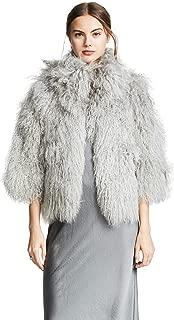 Best mongolian lamb jacket Reviews