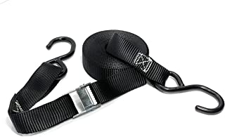 cam buckle tie down instructions