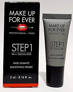 Make Up For Ever Step 1 Skin Equalizer Smoothing Primer, Travel Size .16 Oz