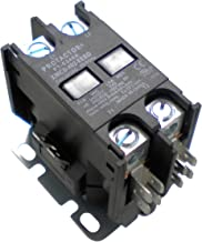 OneTrip Parts Contactor 40 Amp 2 Pole Protactor Direct Replacement For Rheem Ruud Weatherking 42-42139-13