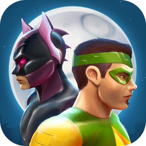 Superheroes Fighting 3D - Showdown