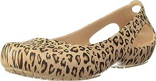crocs Women's Kadee Printed Flat W Slipper
