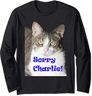 Best sorry charlie t shirt Reviews