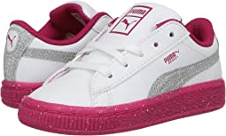 Puma Kids - Basket Ice Glitter 2 (Toddler)